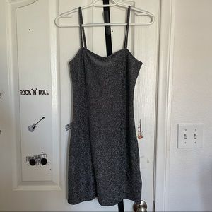 H&M Divided Gray Dress Size S